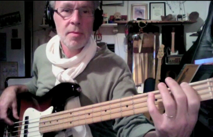 Free Bass Lesson Video