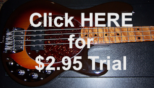 $2.95 Trial Bass Course