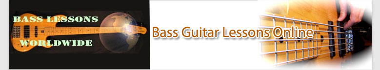 bass lessons online