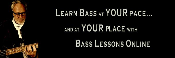 Bass Lessons Online - Includes FREE Beginner Bass Guitar